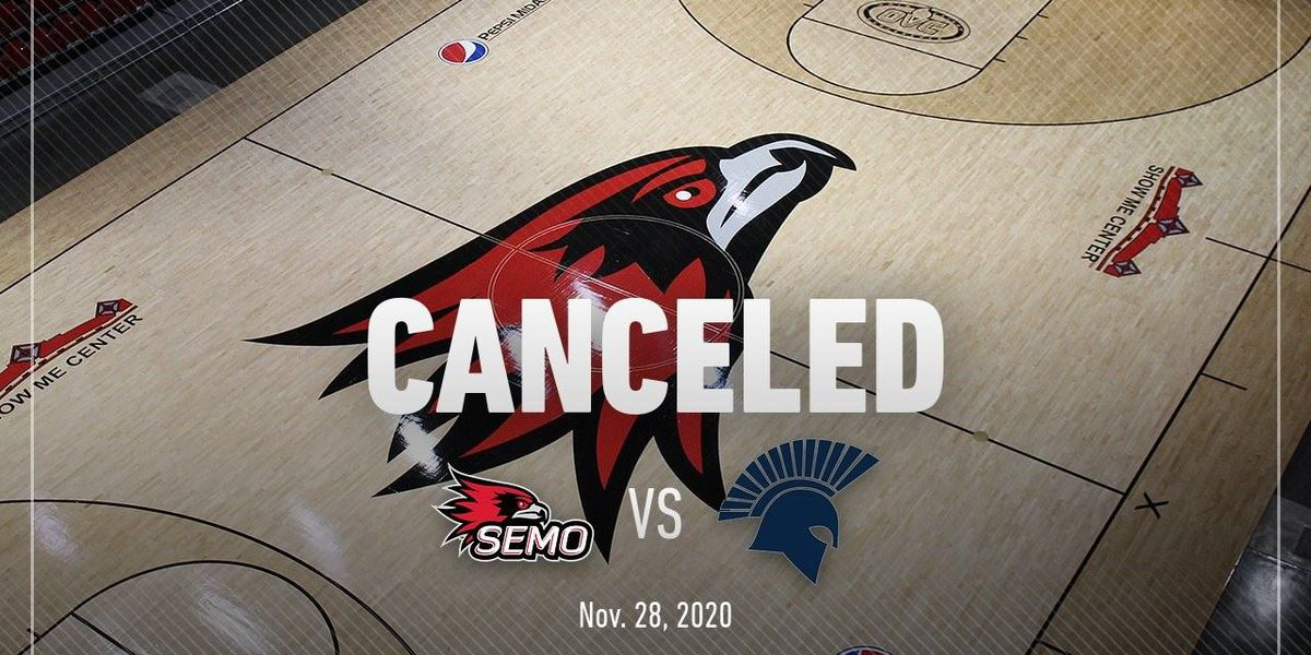 SEMO season-opener vs. Missouri Baptist canceled