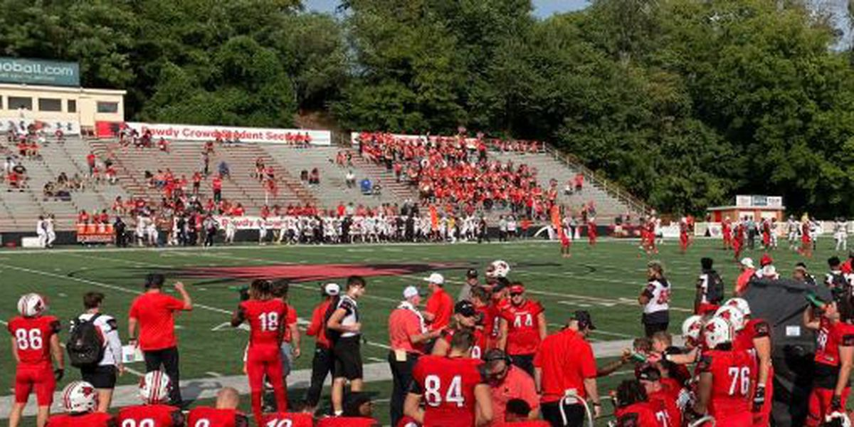 Southeast Missouri State routs West Virginia State 56-10