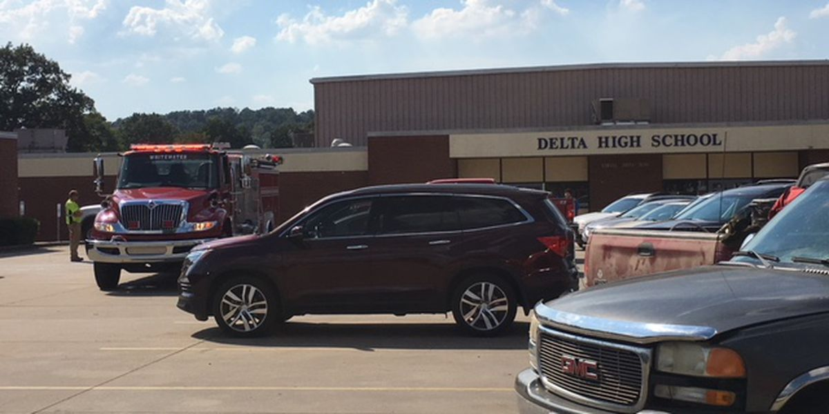Multiple crews called to Delta RV school for fire alarm