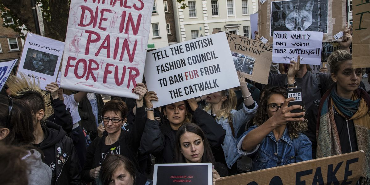 Burberry to drop real fur, stop destroying unsold goods
