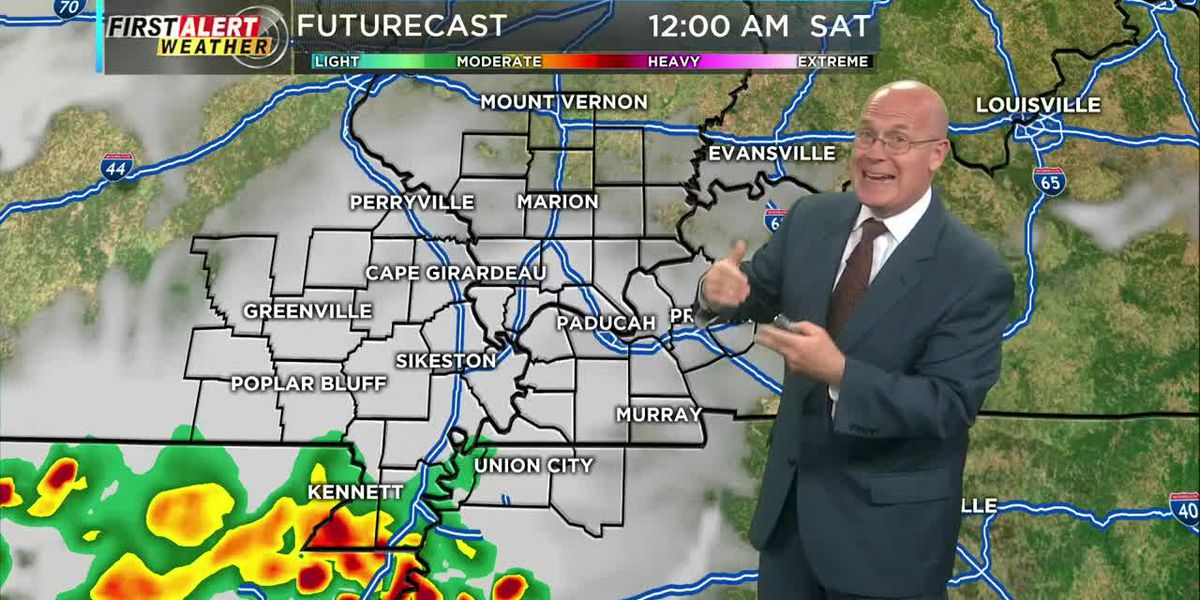 First Alert Weather 4 p.m. 6/4/2020