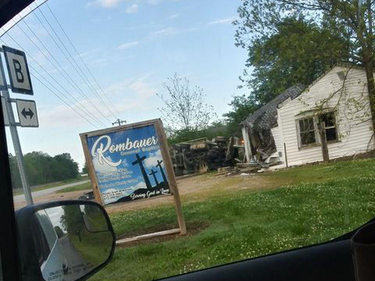 Woman killed in dump truck crash near Poplar Bluff