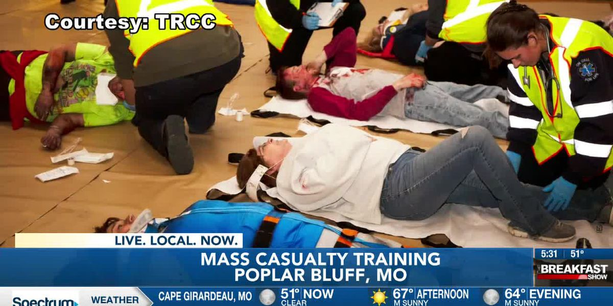 Three Rivers College to hold Mass Casualty Training event
