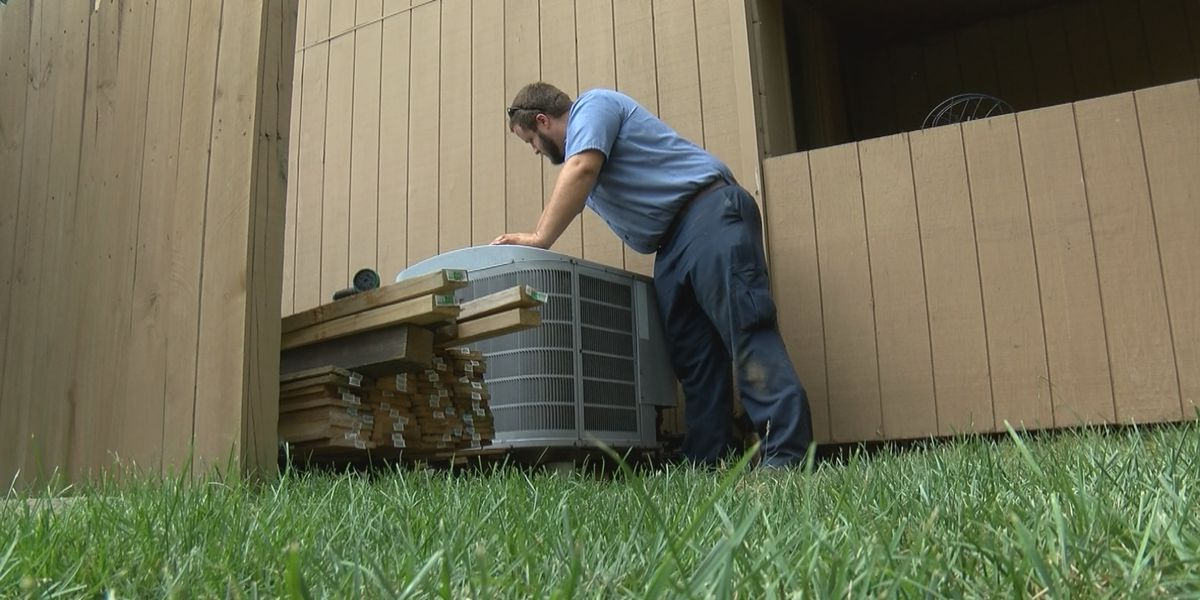 Heat impacts air conditioning businesses