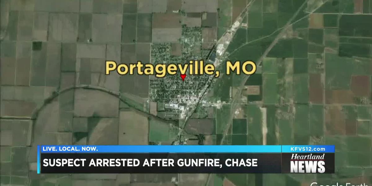 Police respond to shots-fired call in Portageville