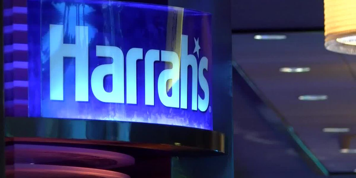 Harrah's closed due to rising river levels