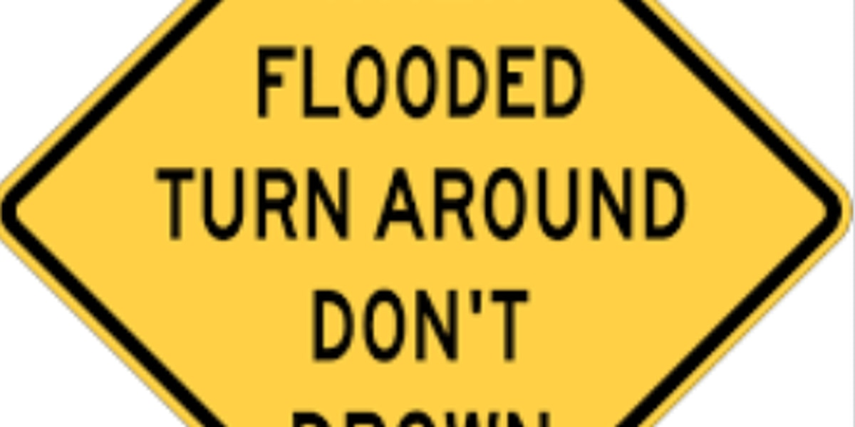 Kentucky roads closed due to flooding