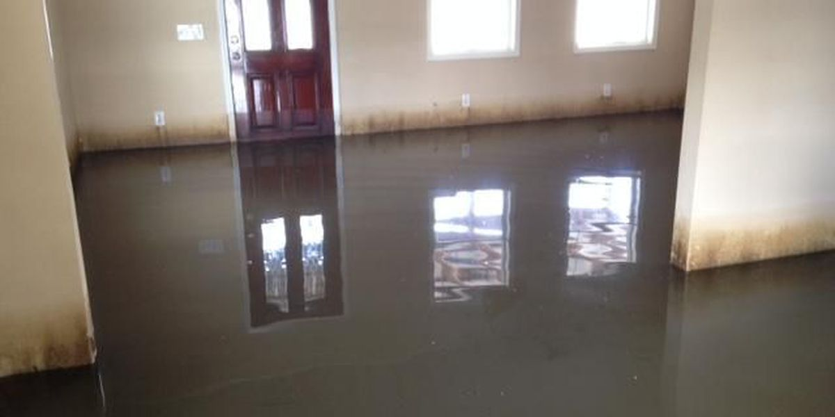 8 feet of water devastate homes in Scott County; River to rise