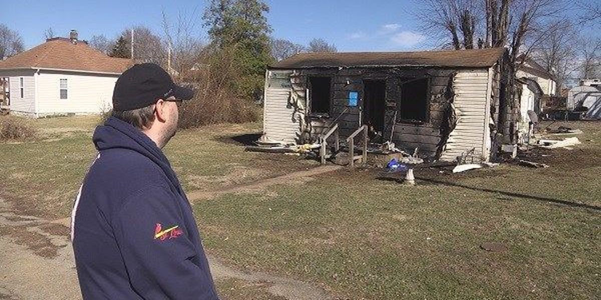 Neighbor saves elderly woman from home fire in Park Hills, MO