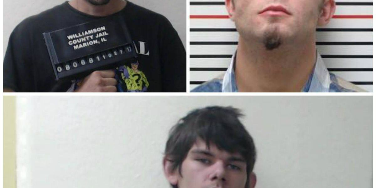 3 guns recovered after reported burglary in Johnston City