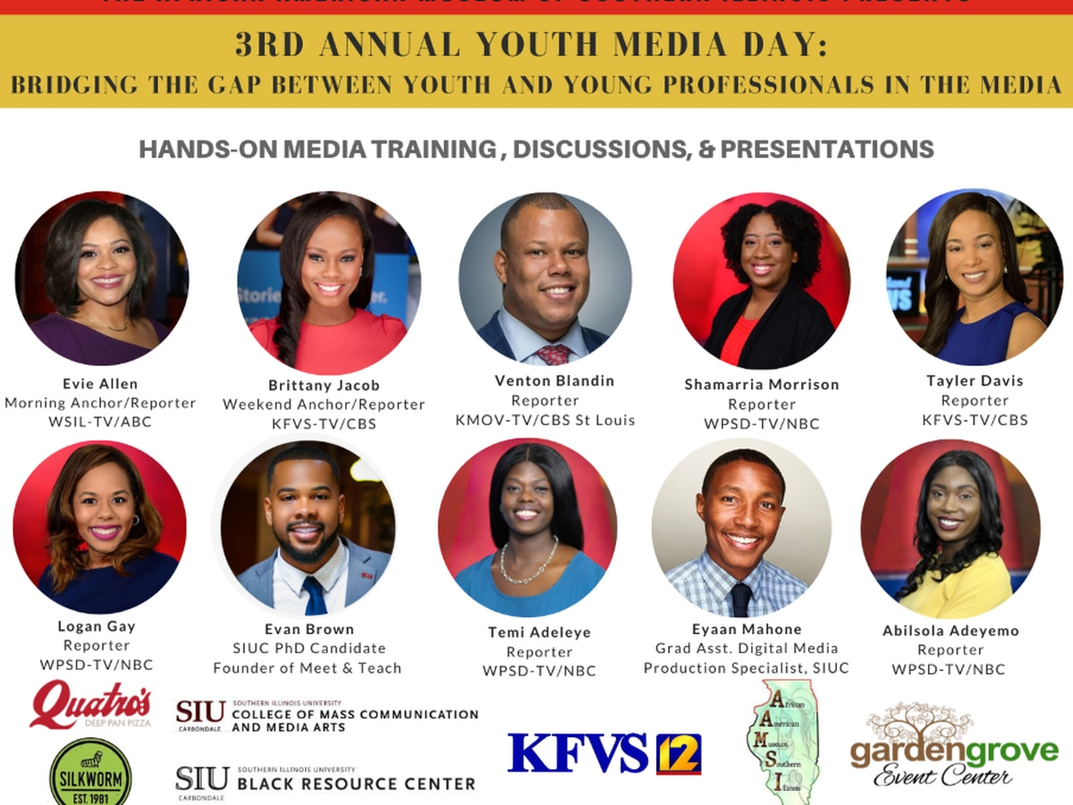 Third annual Southern Ill. Youth Media Day