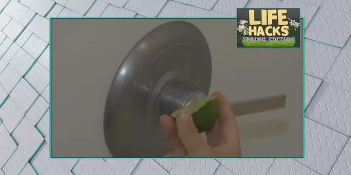 Life Hacks: Cleaning around the house with citrus