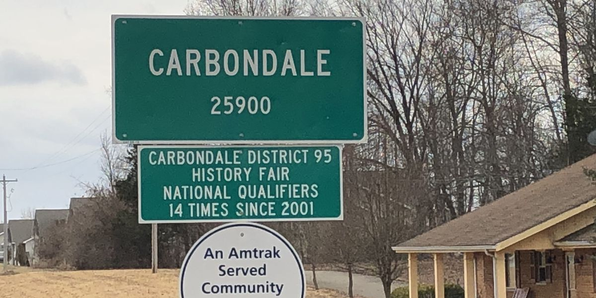 Carbondale 2018 State of the City Address held