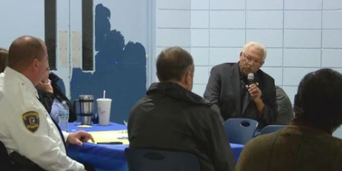 Special meeting focuses on community improvements