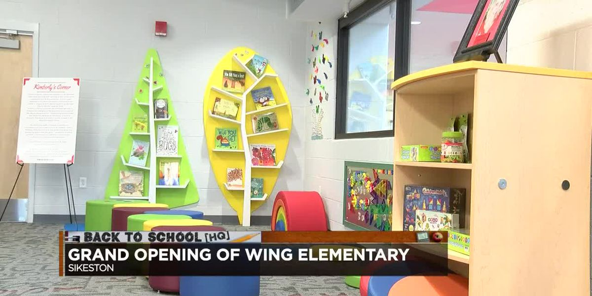 A look at Sikeston's new elementary school