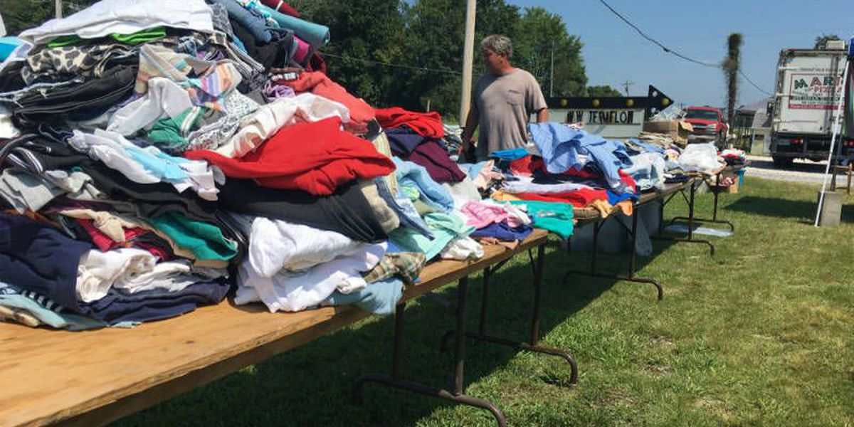 61-mile yard sale to stretch from Jackson to Bloomsdale over Labor Day weekend