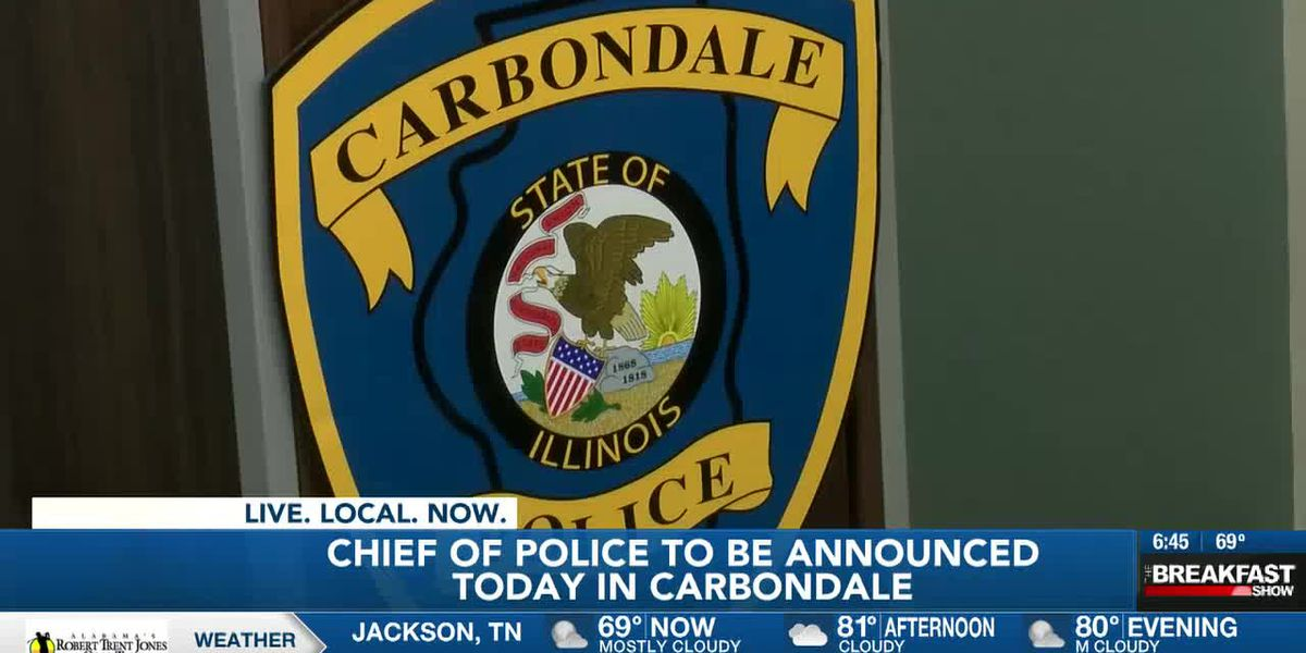 City of Carbondale to name new Chief of Police