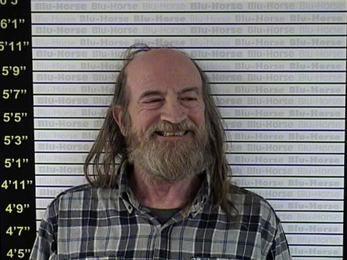 Mayfield, Ky. man arrested after punching electronics at Walmart and resisting arrest