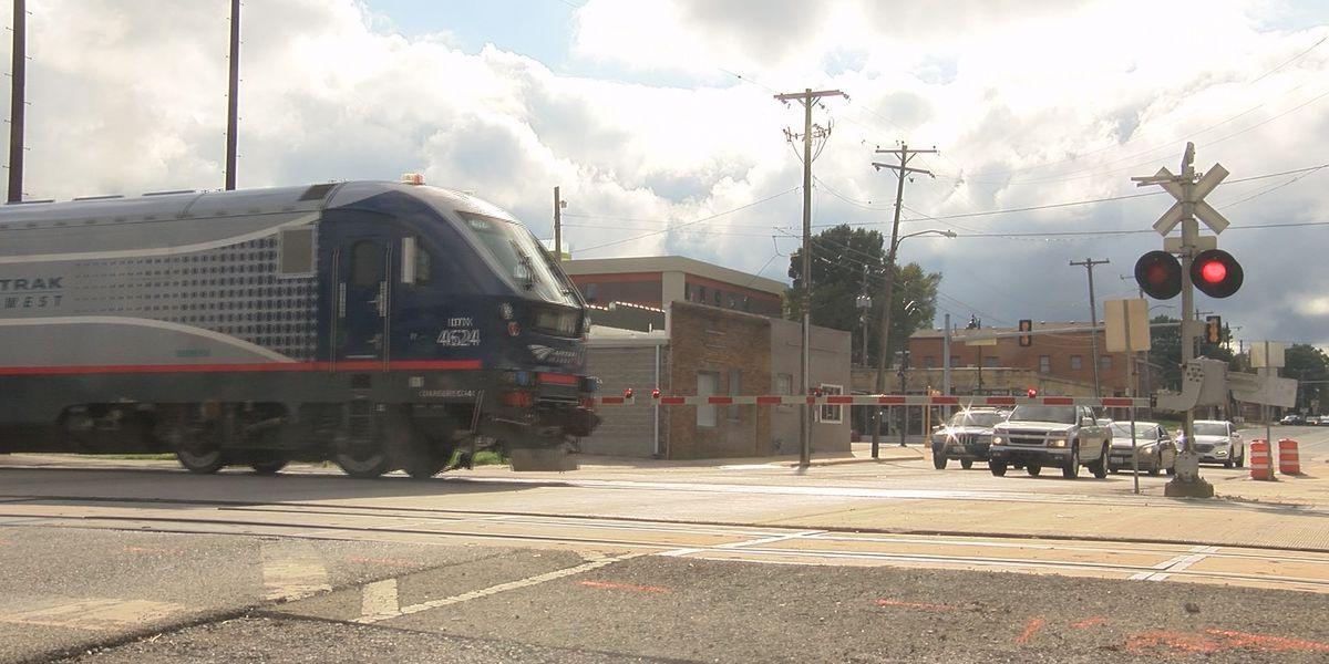 Law enforcement promotes Rail Safety Week