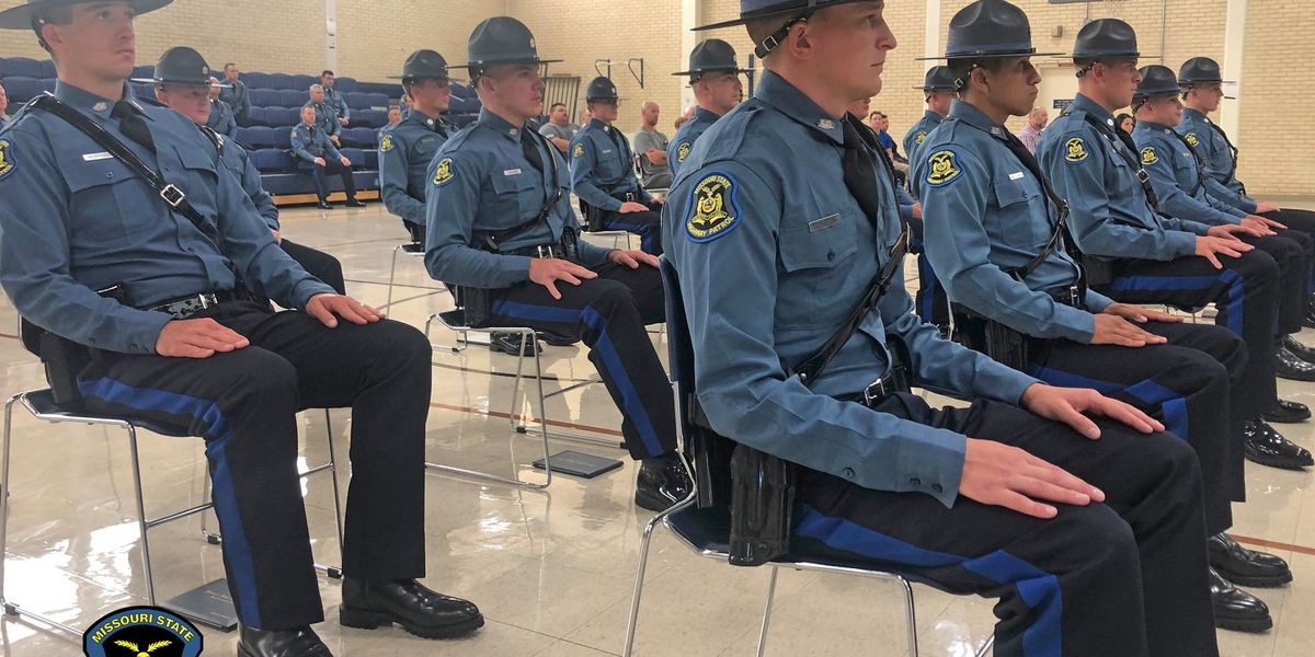 21 New Missouri State Highway Patrol Troopers graduate from Law Enforcement Academy