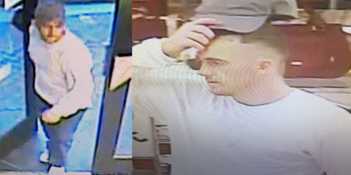 Man wanted for stealing diamonds from jewelry store