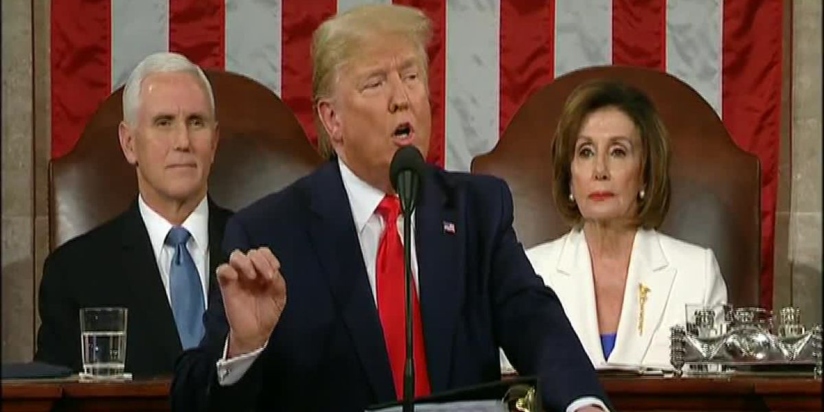 Heartland lawmakers react to President Trump's State of the Union address