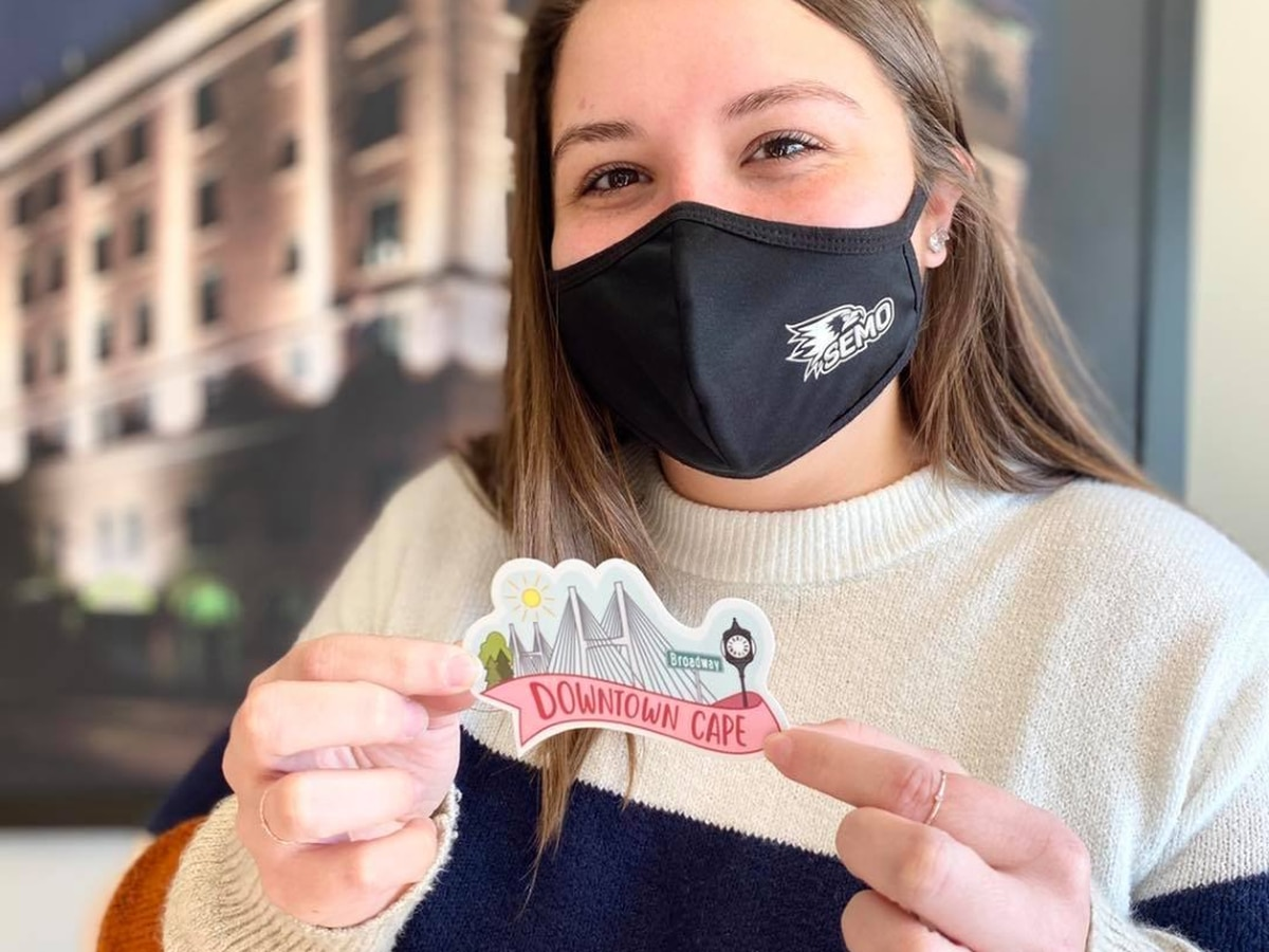 Old Town Cape, Inc. releases decals of Downtown Cape Girardeau