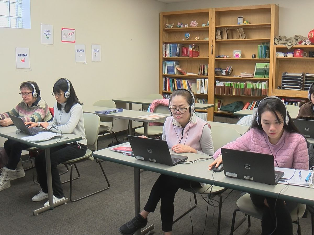 2 Heartland cities now offering classes to help people who speak English as a second language