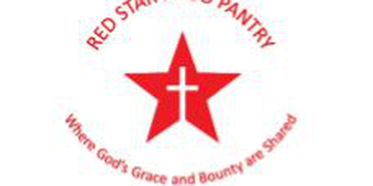Red Star Food Pantry has received 501c(3) status