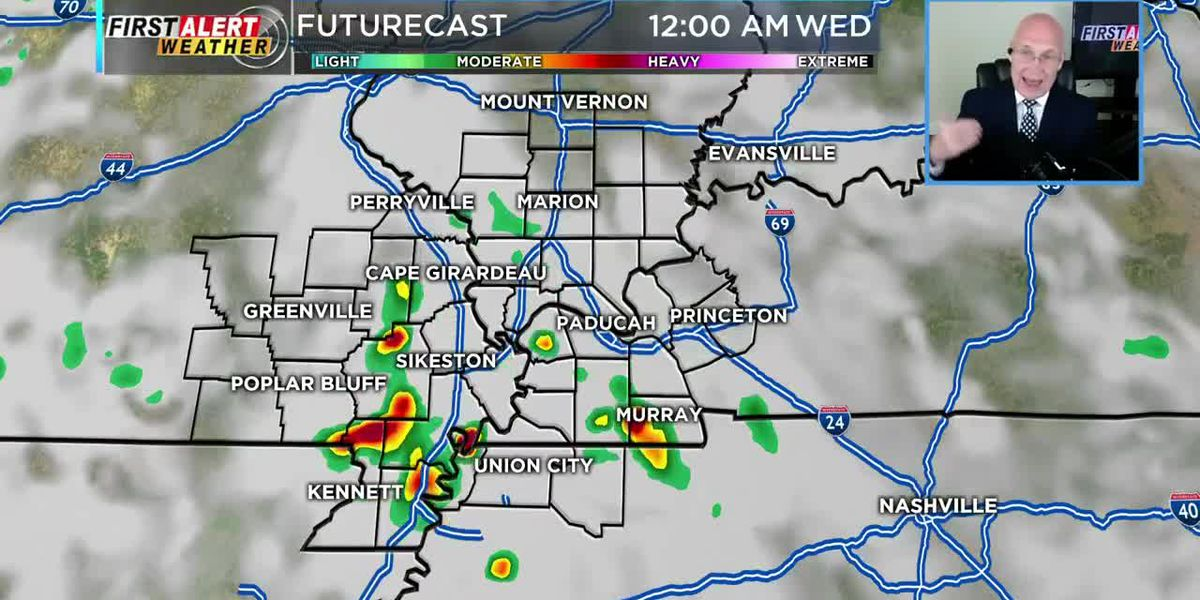 First Alert Weather 4 pm 5/25