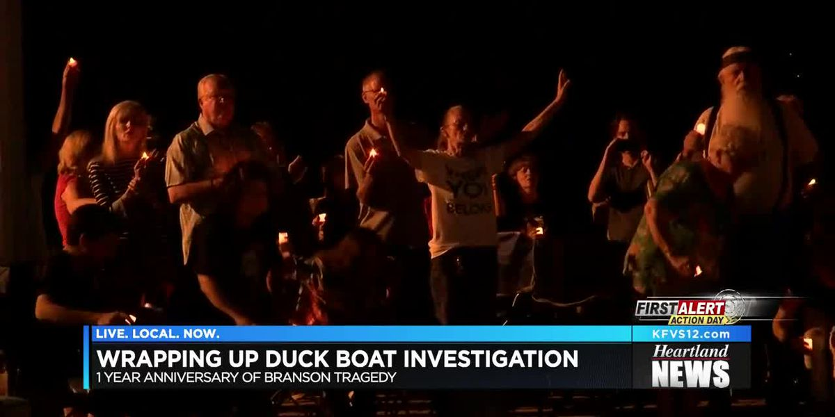 Duck boat sinking: One year later
