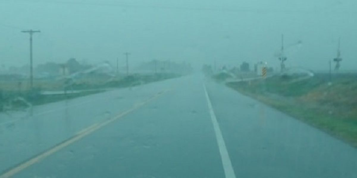 Power outages reported as storm system brings thunderstorm warnings, flash flood watch