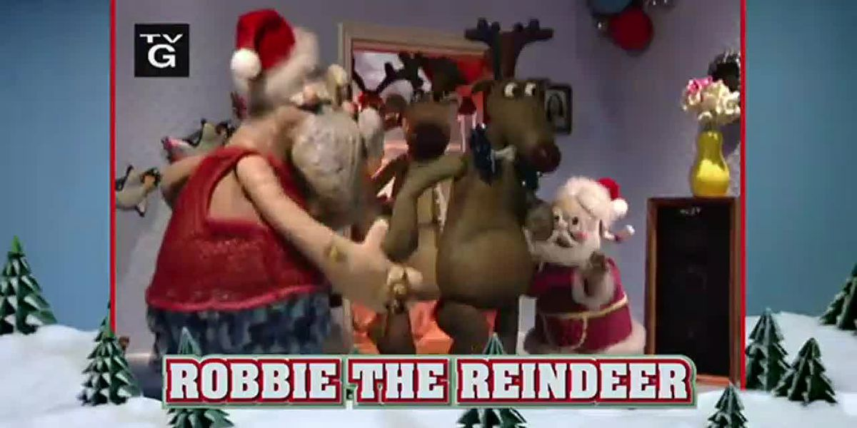 Robbie the Reindeer: Hooves of Fire and Robbie the Reindeer: Legend of the Lost Tribe