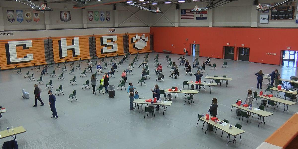 More than 800 Southeast Missouri educators attend COVID-19 vaccination clinic