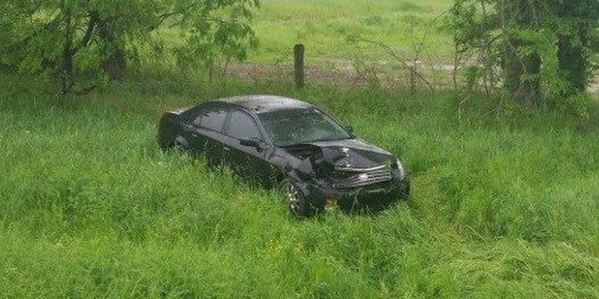 Two people injured in two-car crash in McCracken Co. KY