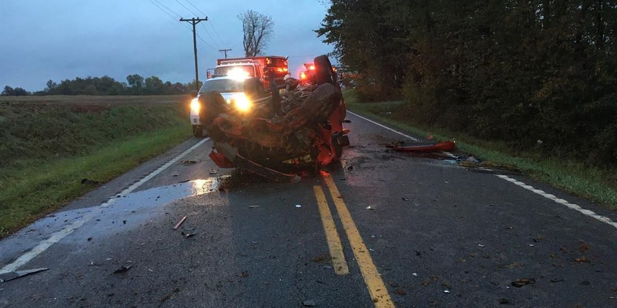 1 charged after 2 crashes in McCracken Co., KY