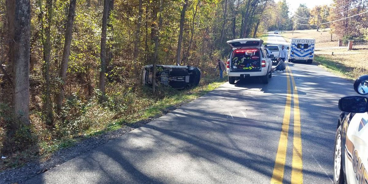 1 hurt in 2-vehicle crash in McCracken County, KY