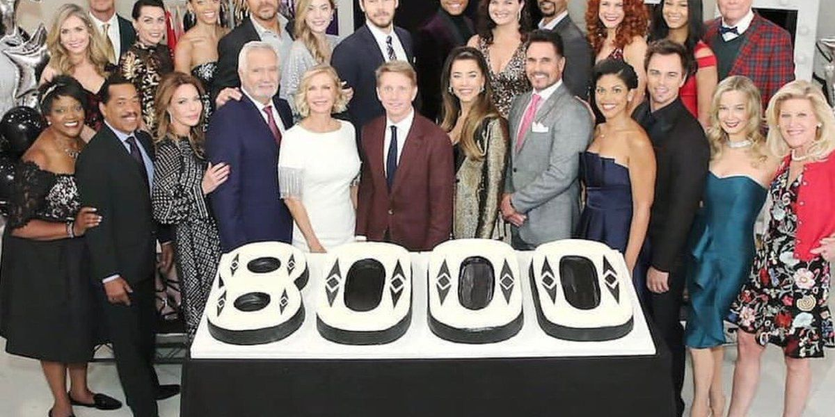 The Bold and the Beautiful celebrates 8,000th episode