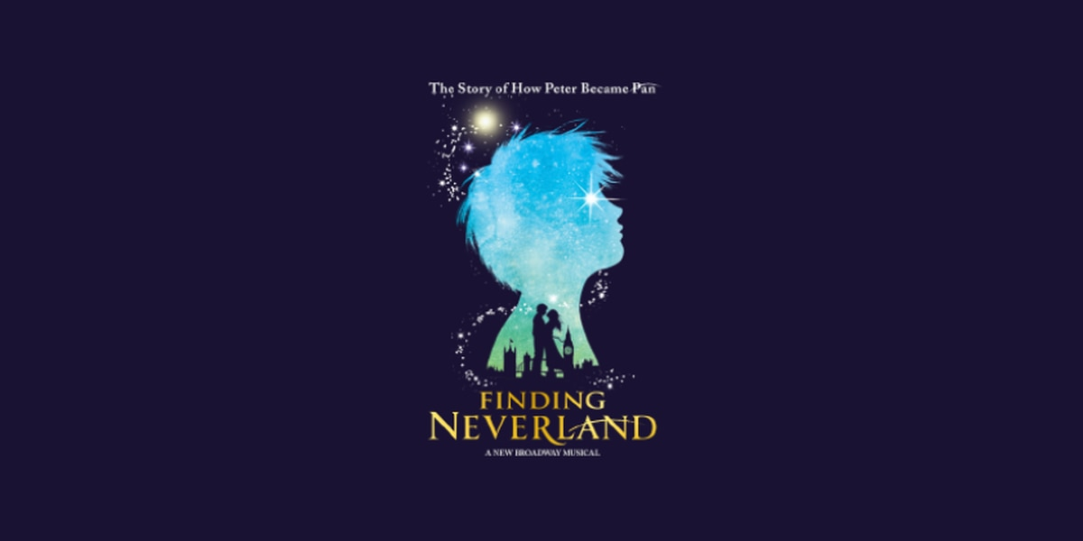 Ticket winner for Finding Neverland at the Carson Center