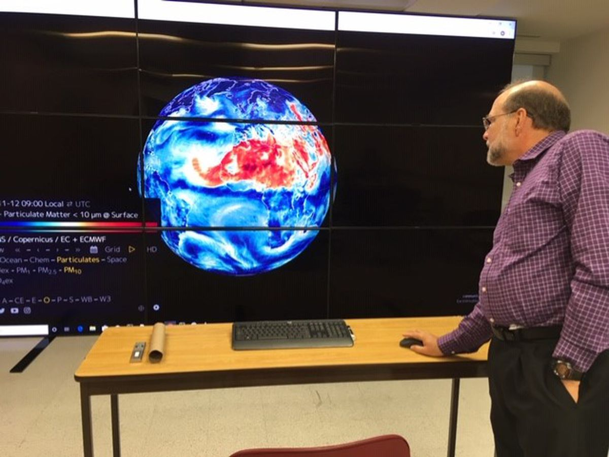 Southeast Missouri State University unveils new visualization lab