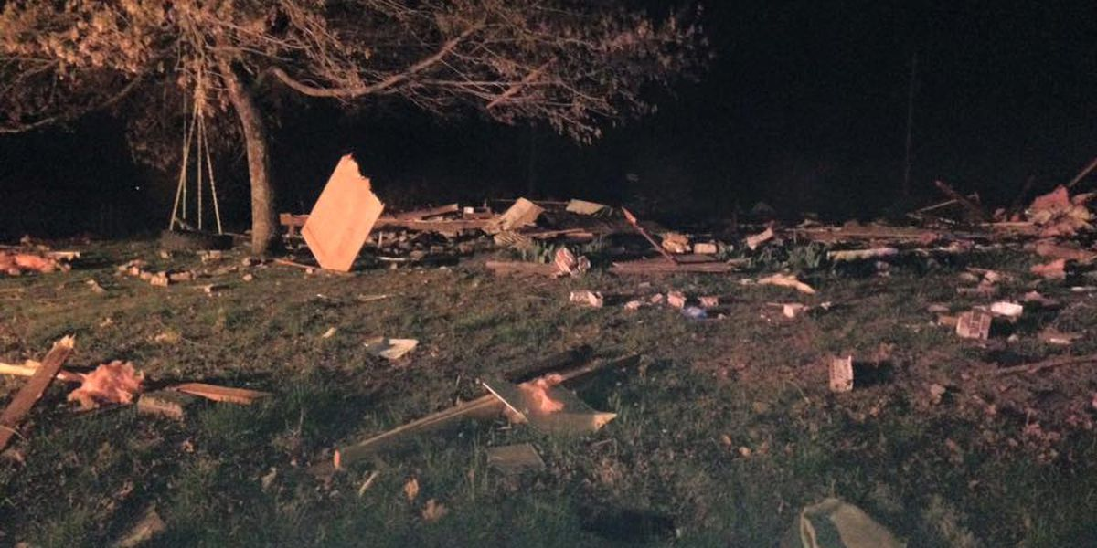 No one injured in Bollinger Co. house explosion