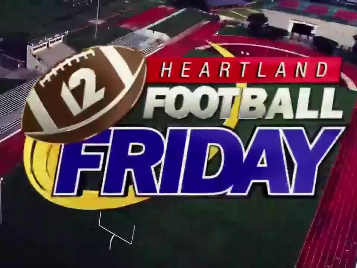 Heartland Football Friday Week 10 final scores