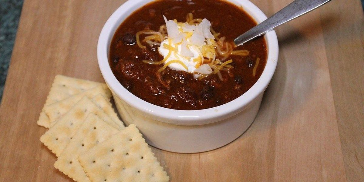 Chili and Chicken Noodle Dinner in Scott City, MO