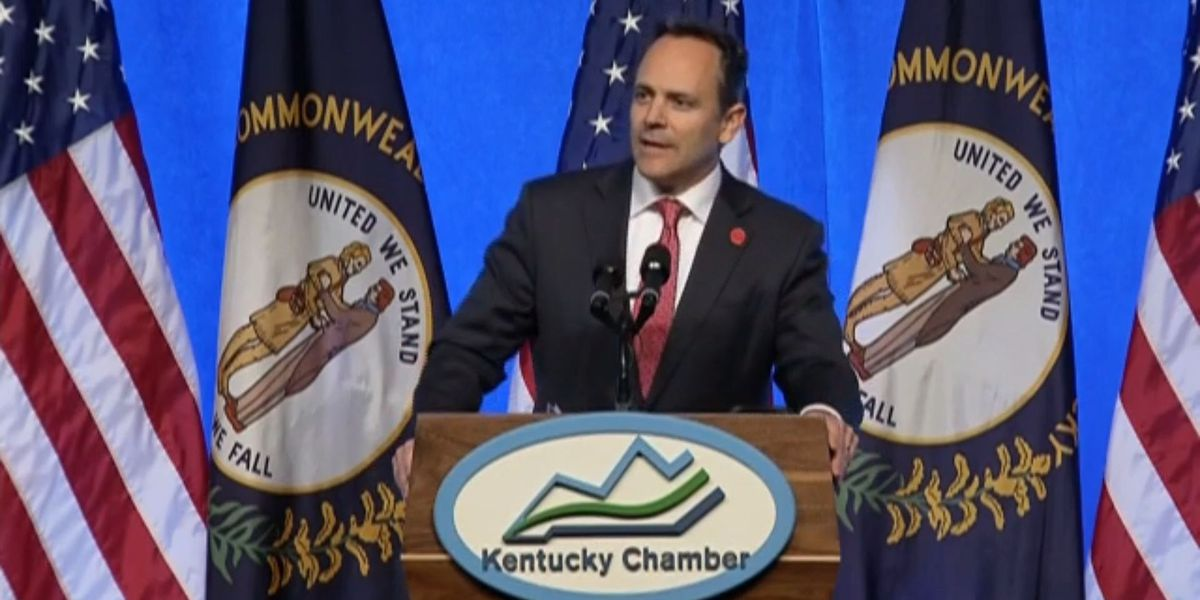 Kentucky gov signs abortion bill already facing a lawsuit