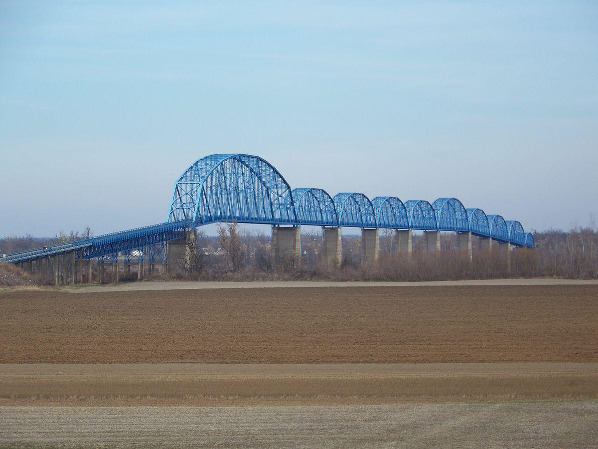 US 45 Ohio River 'Brookport' Bridge to be closed until Nov. 1