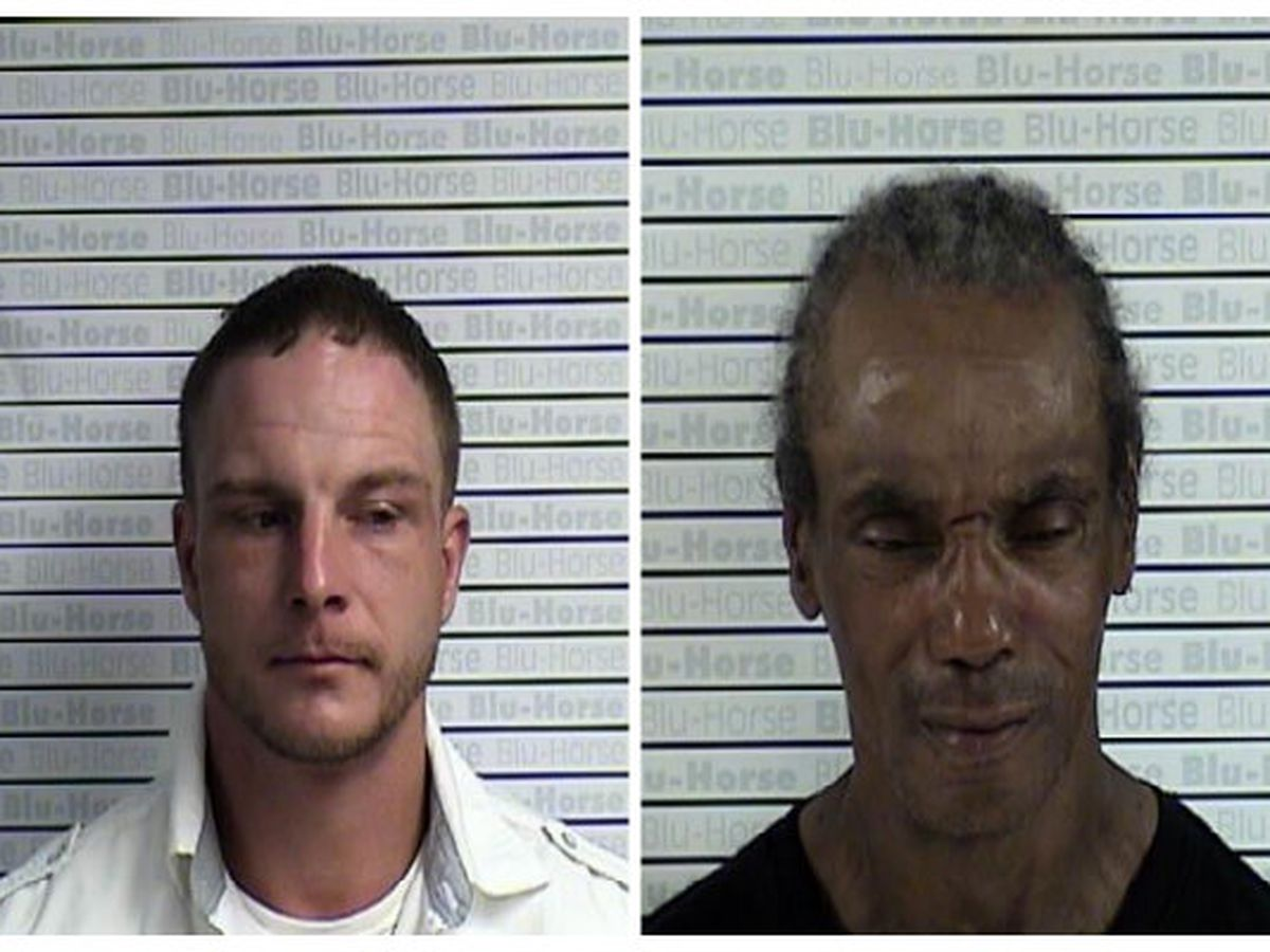 Fugitive search leads to 2 meth arrests