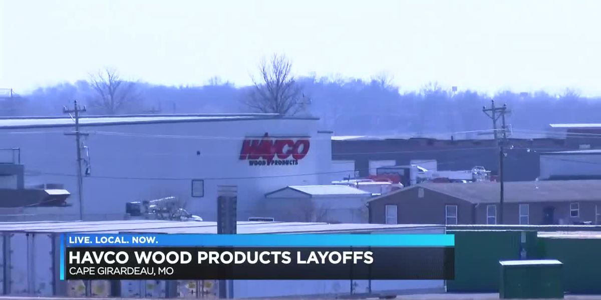 Havco wood products layoff workers