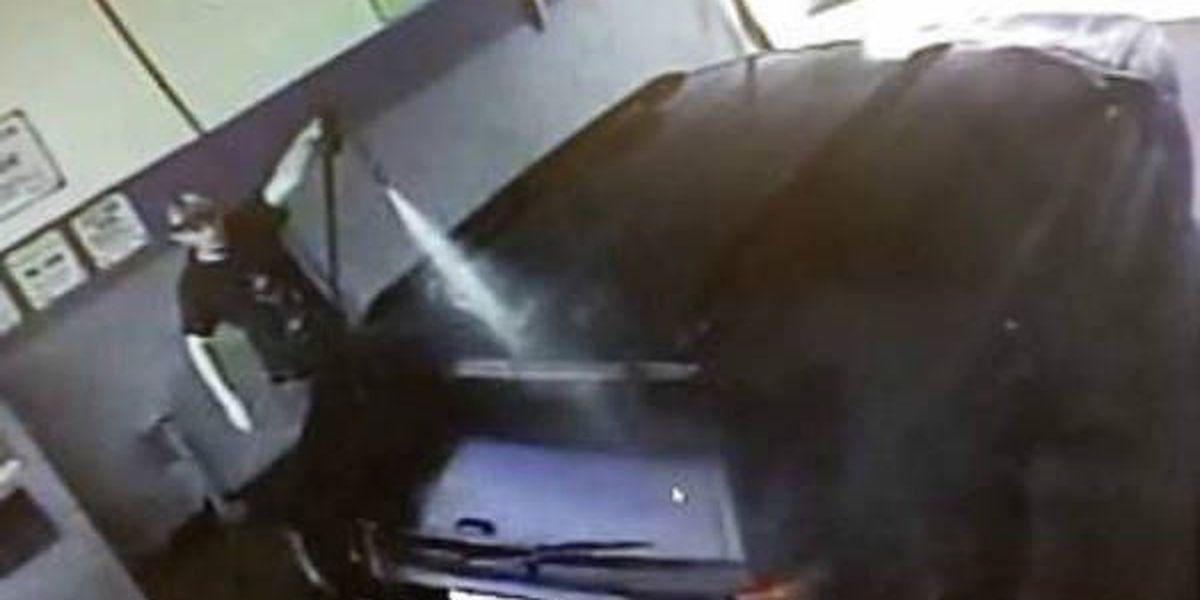 Paducah PD investigating theft at car wash