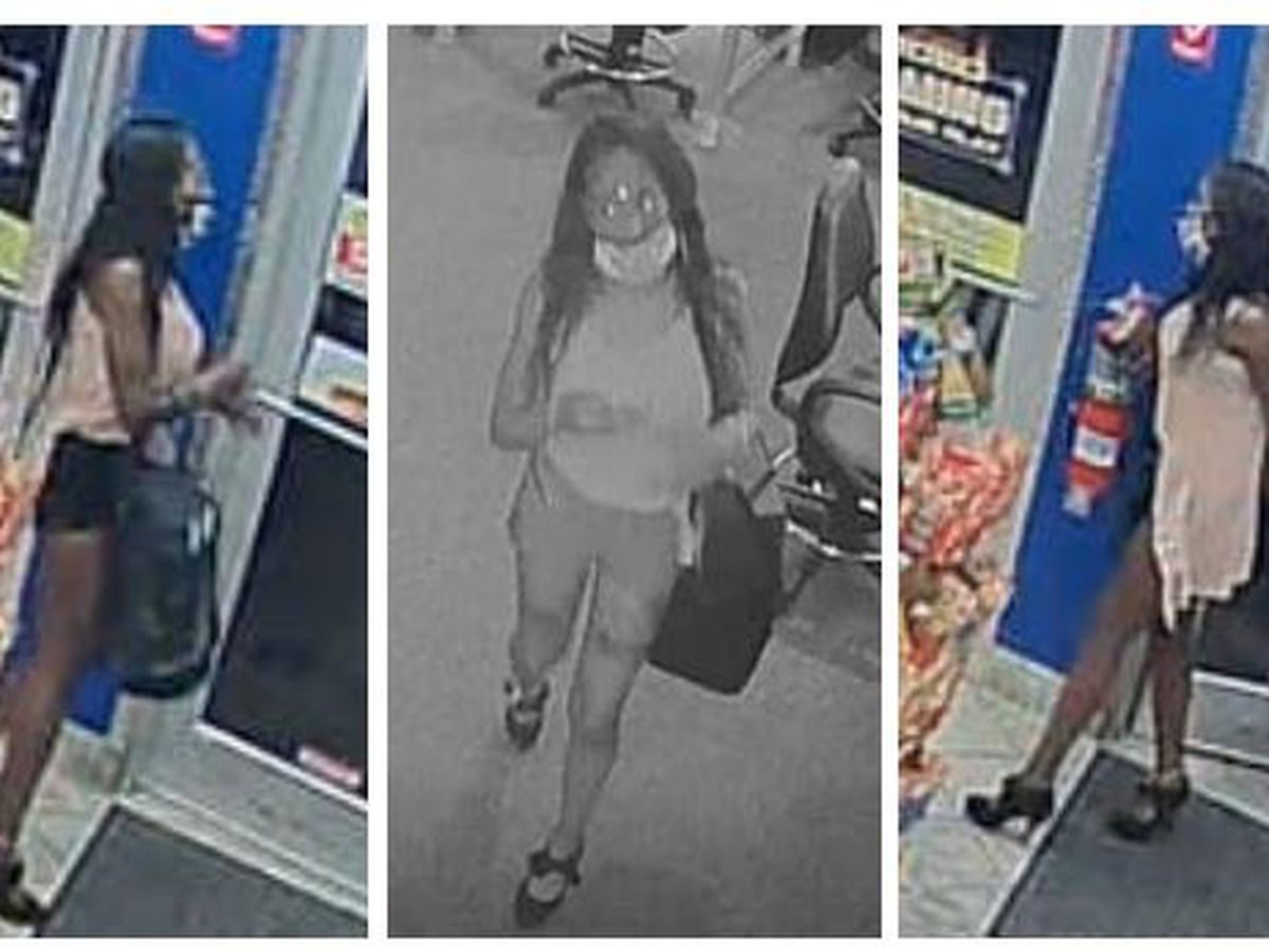 Police ask for help identifying donation box theft suspect