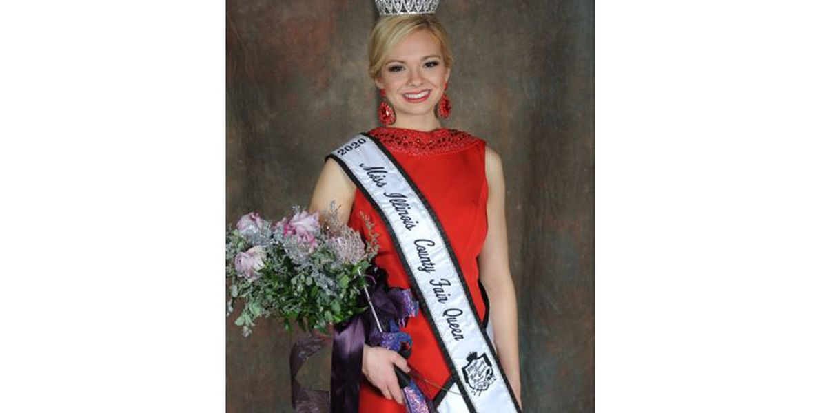 Carmi teen crowned 61st Miss Illinois County Fair Queen